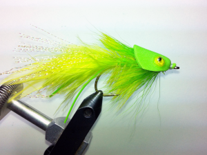 Foamy D ~ Bass Fly