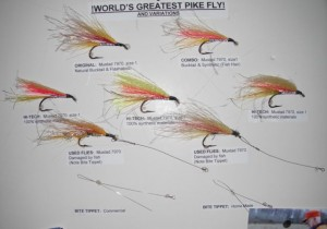 World's Greatest Pike Fly